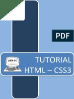 TutorialHTML - CSS3