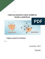 000 Cristalografia Para Quimicos - Teoria y Practicas %282013%29