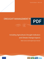 Eu Drought Management Plan Report