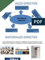 Diapositivas Materiales Directos