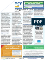 Pharmacy Daily for Fri 11 Oct 2013 - No TGA appeal on Di-Gesic, NZ pharmacy income up, Nizoral discontinued, Support for pharmacists and much more