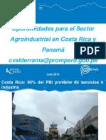 Agroindustrial en Costa Rica