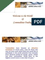 Commodities Presentation