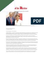 17-08-2013 El Sol de México - Presentó Mercedes Juan resumen de las acciones contra la obesidad