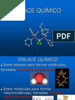 Enlace Quimico Ionico, Covalente y Metalico