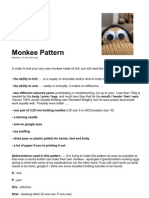 Monkee Pattern