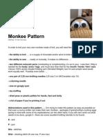 Monkee Pattern