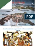 """""""Caracterización de los Aztecas"""""""