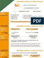 Identidad cristiana e incidencia social.pps