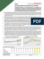 Quarterly Australian Residential Property Survey