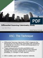 DSC Study. 2013, Jan, 24