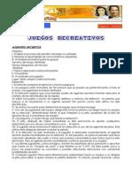JUEGOS RECREATIVOS 3