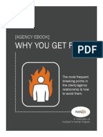 HubSpot eBook - Why You Get Fired