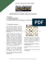 Ajedrez - Aperturas 1