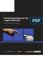 Social Networking for the Legal Profession