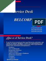PresentacionServiceDeskparausuariosBELCORP