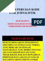 Presentasi Pelatihan Jurnalistik 2013 Kdi Pos