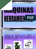 CLASIFICACION MAQUINAS HERRAMIENTAS