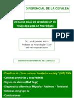 Cefalea Dx Diferencial