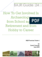 How To Get Involved In Archaeology