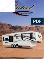2009 Cardinal RV Model from Forest River
