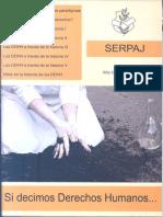 Si Decimos Ddhh II SERPAJ 2007