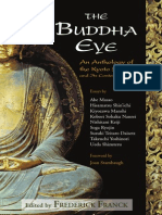 Frederick Franck the Buddha Eye an Anthology of the Kyoto School and Its Contemporaries 2004