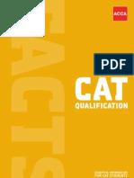Cat Post Reg