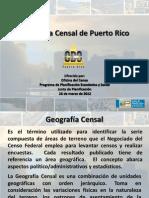 Geografia Censal 2010 UPR