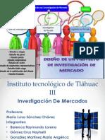 Expo Final Unidad 2 Investigacion de Mercados