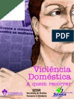Cartilha Es Violencia Domestica