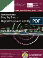 Step by Step - Digital Forensics and Cyber Crime