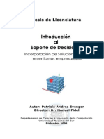 Introduccion Al Soporte de Decisione