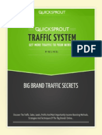 Quick Sprout Traffic System by Neil Patel