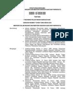 PBM Nomor 42 dan Nomor 40 Tahun 2009 ttg pelestarian kebudayaan.pdf
