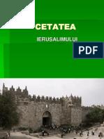 prezentare Ierusalim