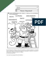 adverbios+artigos