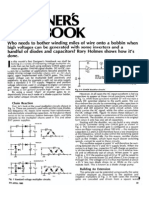 Voltage Multipliers With CMOS Gates