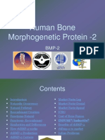 Final Human Bone Morphogenetic Protein