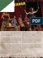 Taafe Fanga - Dossier de Presse