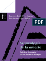 Maestre Padilla - Arqueologia de La Muerte