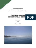 Plan Regional de Competitividad Puno