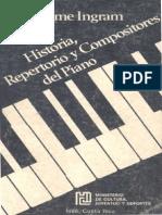 Repertorio Pianistico y Compositores