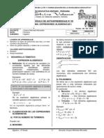 Expresion Algebraica I