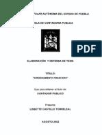 L CP Castillo Torresleal L
