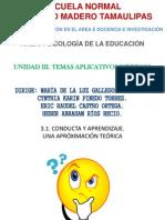 EQUIPO 4 PSICOLOGÍA