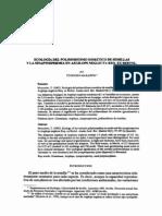 Ecologia Del Polimorfismo Somatico de Semillas