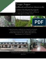 Punggu Jinggau Final Report