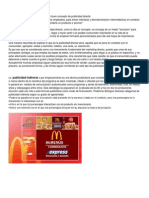 Publicidad Directa e Indirecta