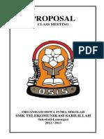 Proposal Class Meeting New.pdf